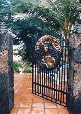 Pele gate